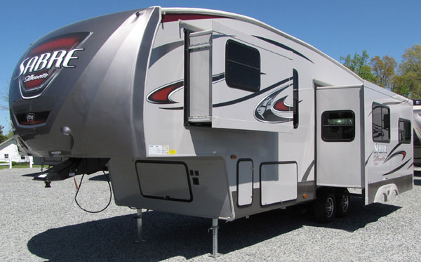What to look for when buying a Fifth Wheel