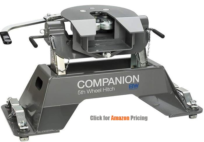 B and W RVK3300 Companion hitch