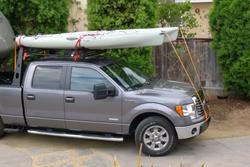 Fifth Wheel Kayak Truck Racks Fifth Wheel Magazine