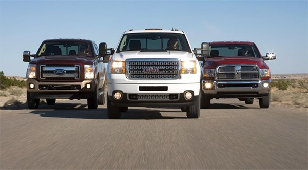 What is the best truck to pull a Fifth Wheel?
